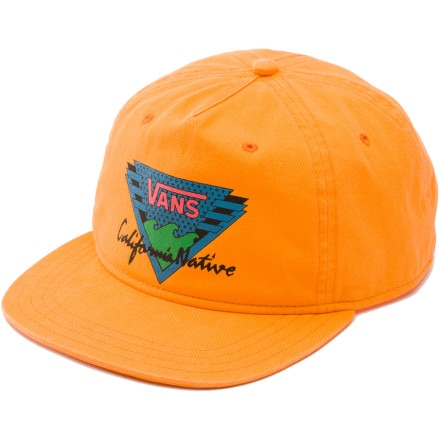 Vans California Snapback Hat