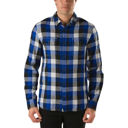 Vans Alameda Shirt - Long-Sleeve - Boys'