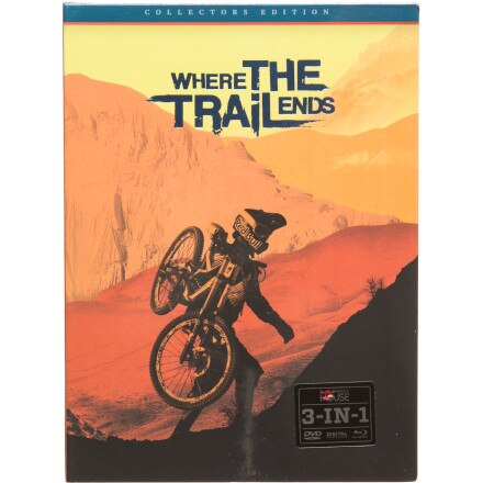 VAS Entertainment Where The Trail Ends� DVD & Blu-ray