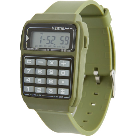 Vestal Datamat Watch