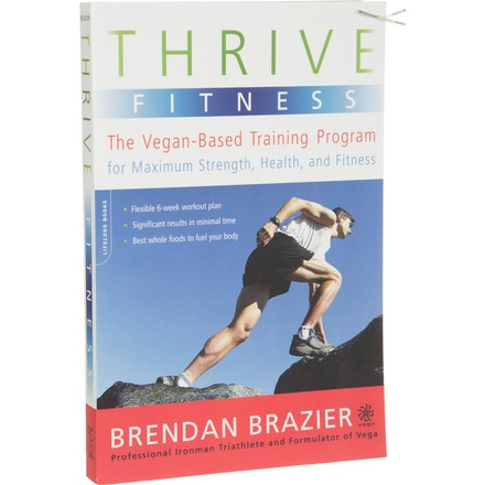 Vega Thrive Fitness Book