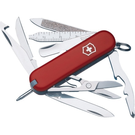 photo: Victorinox Swiss Army MiniChamp