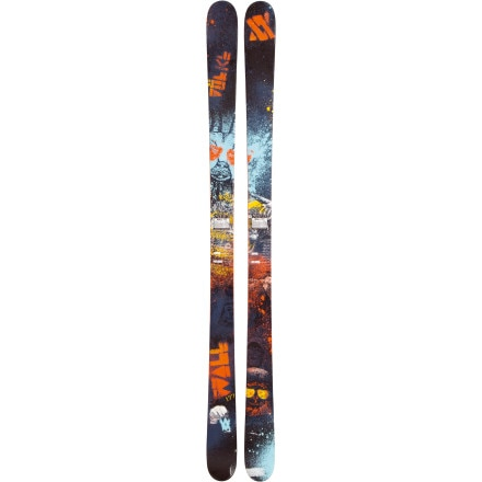 Volkl Wall Alpine Ski
