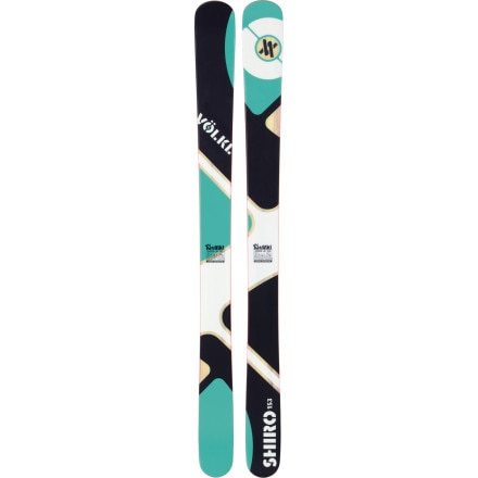 Volkl Shiro Jr Ski - Kids'