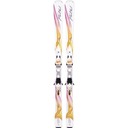 Volkl Charisma Ski with iPT eMotion 11.0 TC Binding - Women's