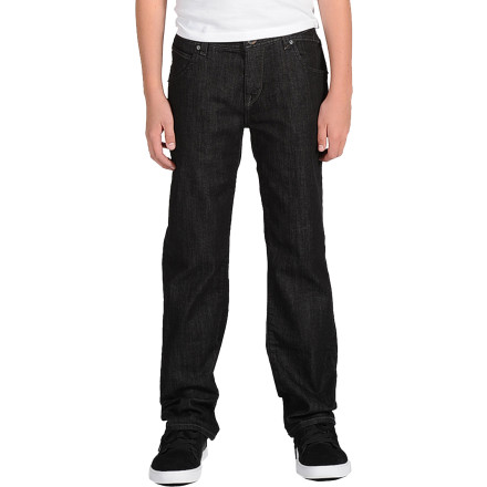 Volcom Nova Denim Pant - Boys'