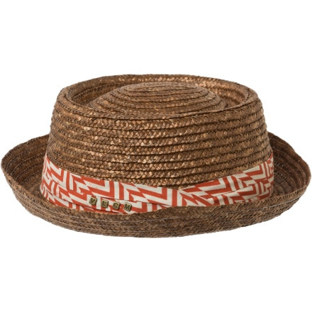 Volcom Caught On A Yacht Straw Hat - Women's