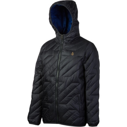 Volcom Hooded Puff Jacket - Boys'