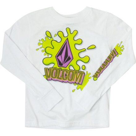 Volcom Splatt T-Shirt - Long-Sleeve - Little Boys'