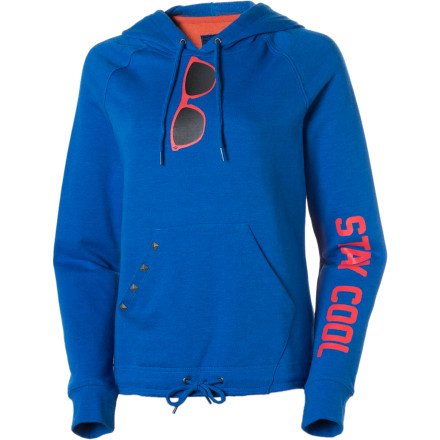 Volcom Back To Cool Pullover Hoodie - Women's