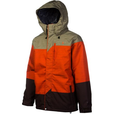 Volcom Three's Insulated Jacket - Men's