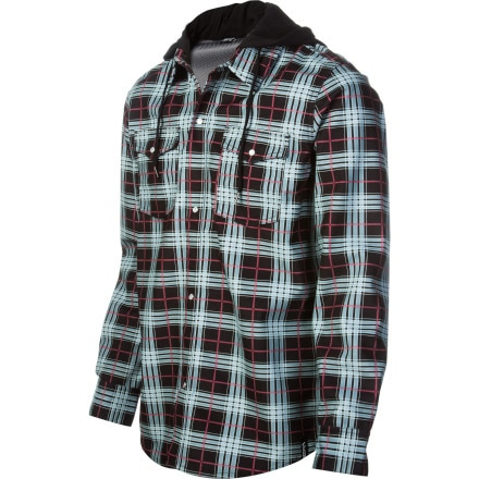 Volcom Redding Flannel Shirt - Long-Sleeve - Men's