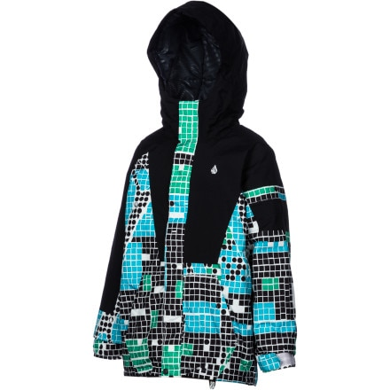Volcom Station Insulated Jacket - Boys'