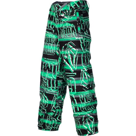 Volcom Launch Insulated Pant - Boys'