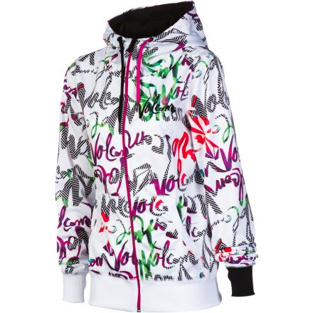 Volcom Centella Fleece Full-Zip Hoodie - Women's