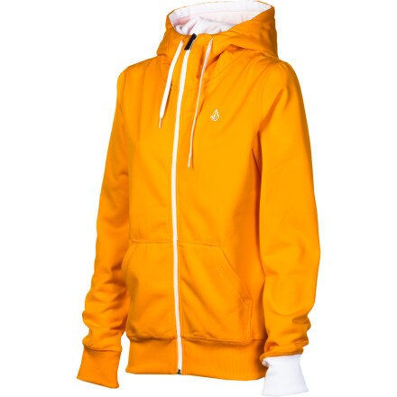 Volcom Carpel Fleece Full-Zip Hoodie - Women's