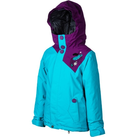 Volcom Poppins Insulated Jacket - Girls'