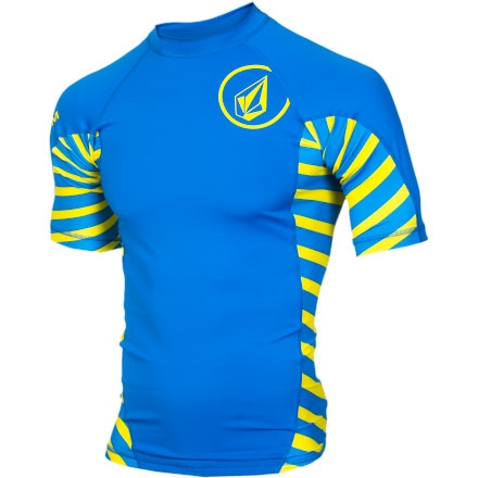 Volcom Radiant Rashguard - Short-Sleeve - Men's