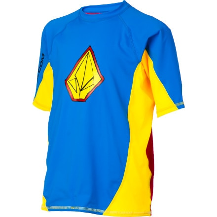 Volcom Super Kreature Rashguard - Short-Sleeve - Boys'
