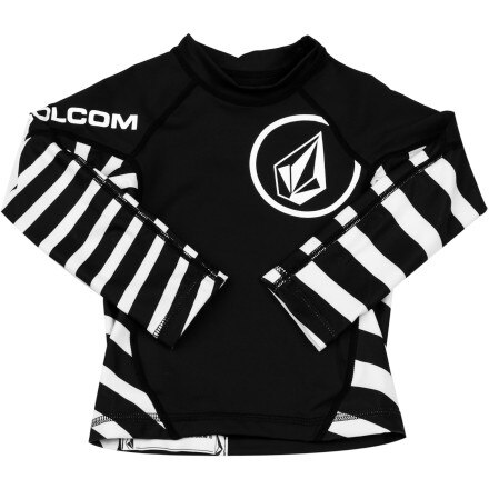 Volcom Radiant Rashguard - Long-Sleeve - Toddler Boys'