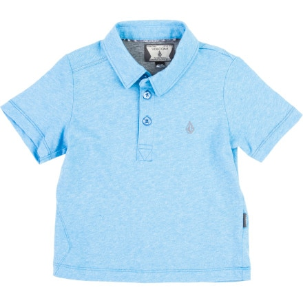 Volcom Blackout Polo Shirt - Toddler Boys'