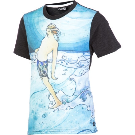 Volcom Harry Daily Featured Artist T-Shirt - Short-Sleeve - Boys'