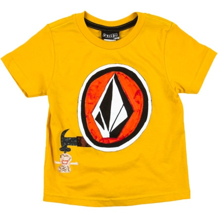Volcom Kid Creature Featured Artist T-Shirt - Short-Sleeve - Toddler Boys'