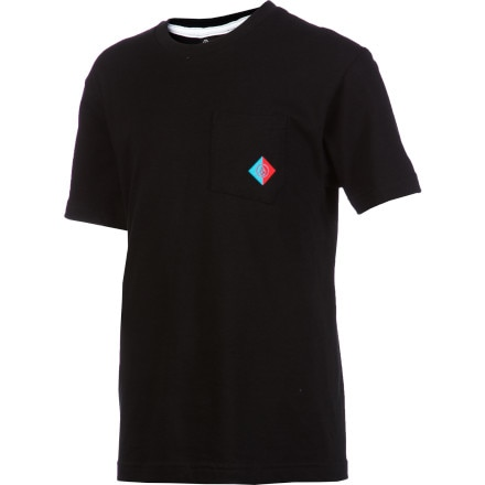 Volcom Diamondeer Pocket T-Shirt - Short-Sleeve - Boys'