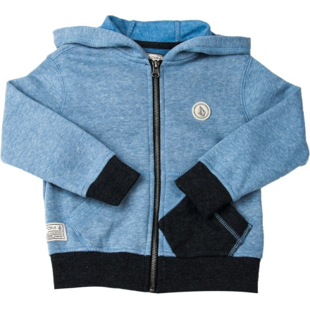 Volcom Sepulveda Fleece Full-Zip Hoodie - Toddler Boys'
