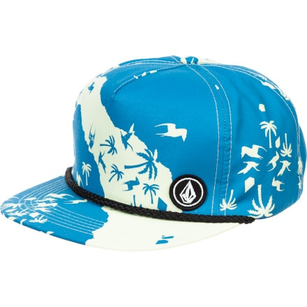 Volcom Mixed Snapback Hat