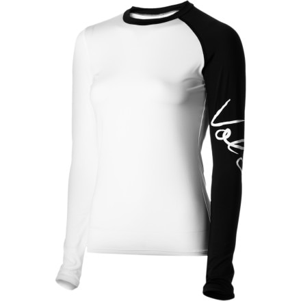 Volcom Simply Stone Rashguard - Long-Sleeve - Women's