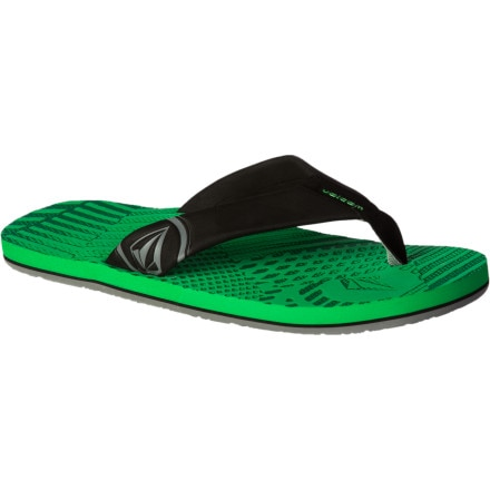 Volcom Burner Creedler Flip Flop - Men's