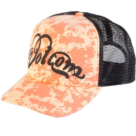 Volcom Killer Brah Cheese Trucker Hat - Women's