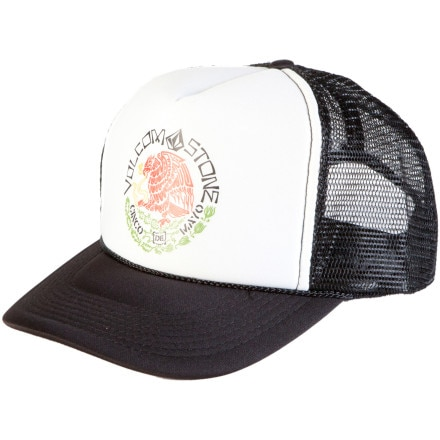 Volcom Shish Kabobs Trucker Hat