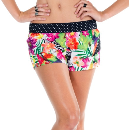Volcom Tropical 3in Board Short - Women's