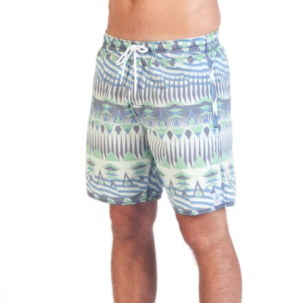 Volcom Mental Funner Board Short - Men's