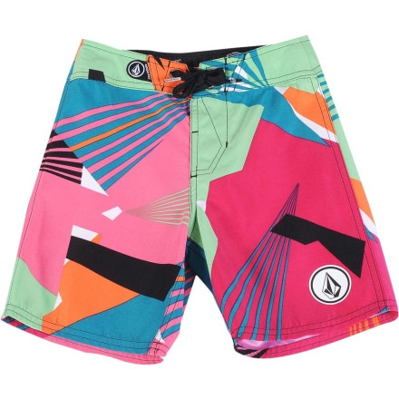 Volcom 45th St Board Short - Toddler Boys'