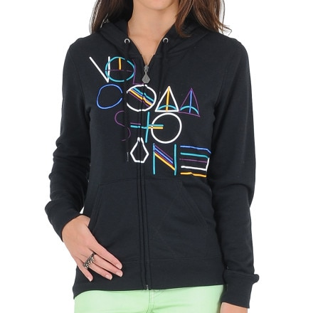 Volcom Linear Eclipse Full-Zip Hoodie - Women's