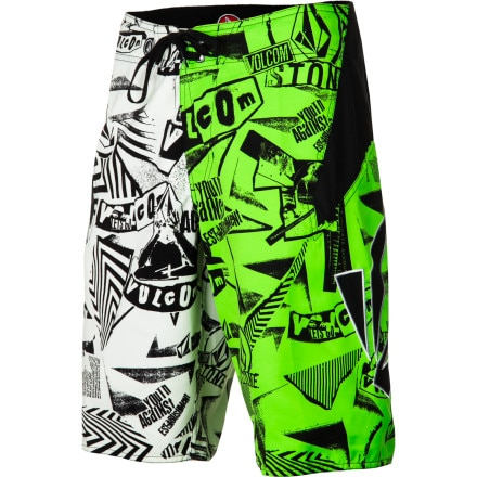 Volcom Annihilator Reverse Board Short - Men's