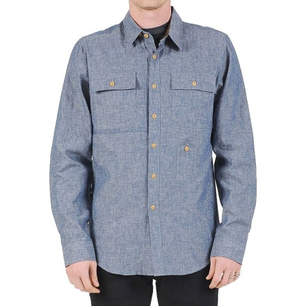 Volcom Munson Shirt - Long-Sleeve - Men's