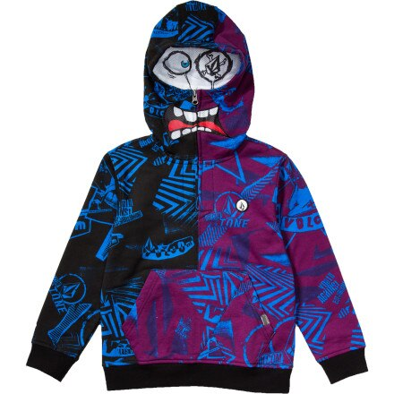 Volcom Easy Going Half-Zip Hoodie - Boys'