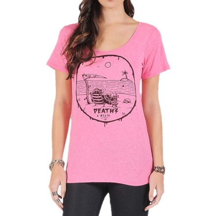 Volcom Jamie Browne T-Shirt - Short-Sleeve - Women's