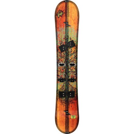 photo: Voile Artisan Splitboard