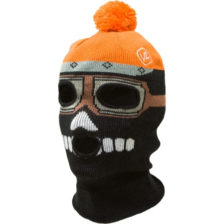 photo: VonZipper Death Mask balaclava