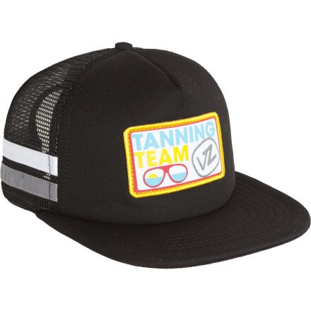 VonZipper Tanning Team Trucker Hat