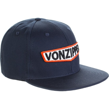 VonZipper Gus Snap-Back Hat