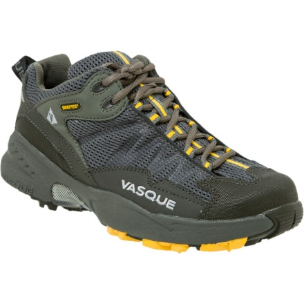 photo: Vasque Velocity GTX trail running shoe