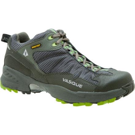 photo: Vasque Women's Velocity GTX trail running shoe