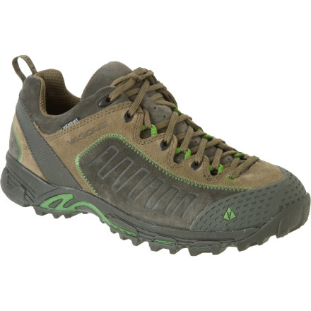photo: Vasque Juxt UltraDry trail shoe