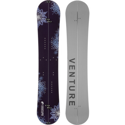 photo: Venture Snowboards Zephyr Split